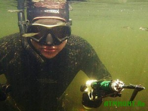 Turnir po podvodnoj ohote projdet vo Vladivostoke