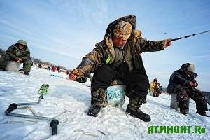 Na Bajkal'skuju Kamchatku - 2013 s#edutsja vse priangarskie rybaki