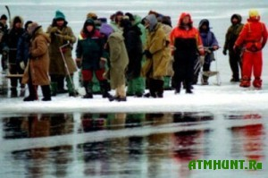 Na Finskom zalive otkololas' l'dina s 20 rybakami