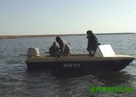 Na Kaspijskom more aktivizirovalis' brakon'ery