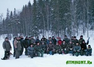 Pod Kostromoj proshli sorevnovanija po zimnej rybalke