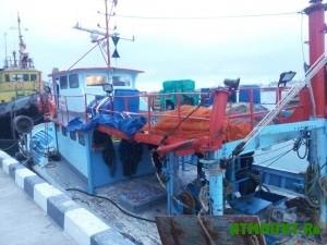 Sevastopol'skij sud konfiskoval tureckoe rybolovnoe sudno