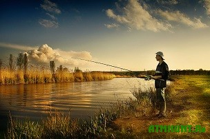 V Mariupole vremenno zapretjat lovit' rybu