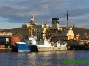 V Murmanske proveli prazdnik mojvy