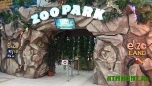 Kievljanam prezentovali novyj zoopark