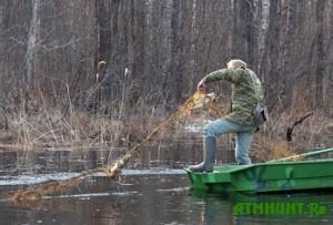 Nikolaevskie brakon'ery za sutki nalovili ryby na 52 000 griven shtrafa