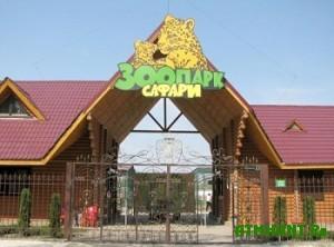 V berdjanskij zoopark dostavili afrikanskih zhivotnyh