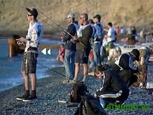 Dlja zhurnalistov Ukrainy provedut svoj rybolovnyj turnir
