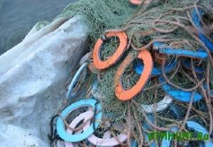 Na Dneprovsko-Bugskom limane brakon'ery vylovili 75 kg ryby