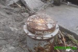 Rybak iz Ukrainy nashel na beregu Dnepra smertel'no opasnyj predmet
