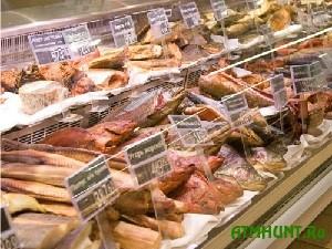 V Kieve brakon'erskuju rybu prodajut dazhe v magazinah