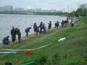 Vsju rybu s Belogorskogo rybolovnogo festivalja otpustjat obratno v vodu