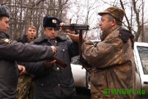 Za zaderzhanie brakon'erov egerjam v Ukraine budut davat' den'gi i mjaso