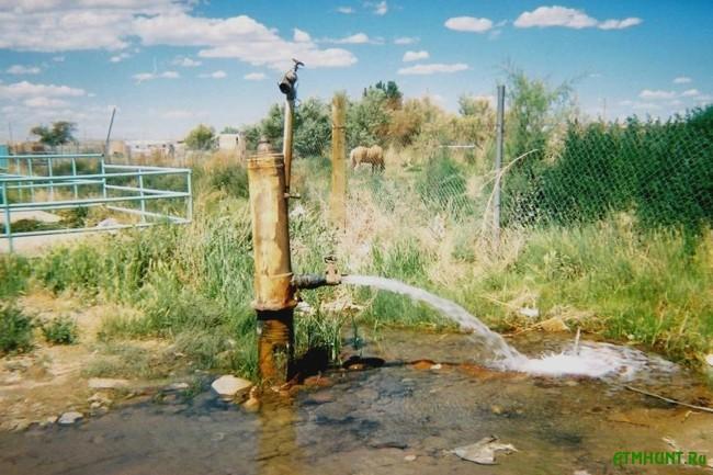Kak obstojat dela s vodoj, v oblastjah Ukrainy