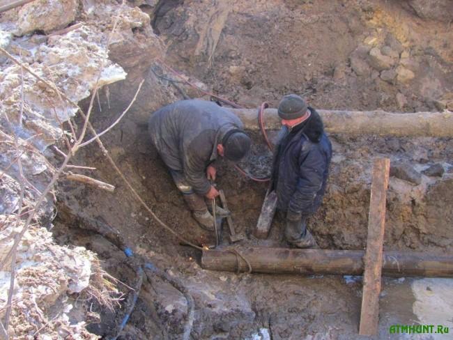 Sistema vodoprovodov v Ukraine