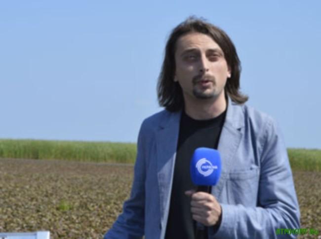 zhurnalist telekanala ukraina