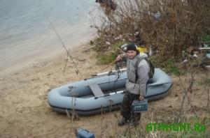 Ukrainskij brakon'er glushil rybu jelektricheskim tokom