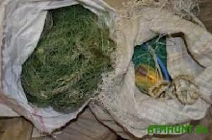 V Ukraine kazhdyj god snimajut bolee 100 km brakon'erskih setej