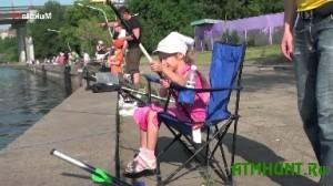 V Ukraine provedut rybolovnyj turnir dlja malyshej