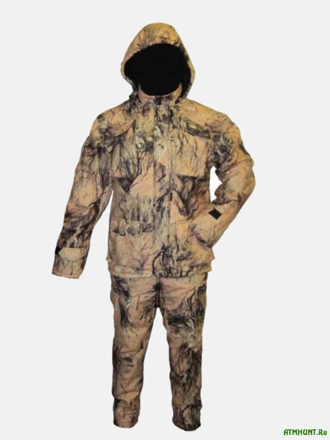 Выбрать костюм демисезонный для охоты