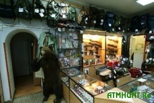 Magazin dlja ohotnikov v Ukraine stal prichinoj obshhestvennogo rezonansa