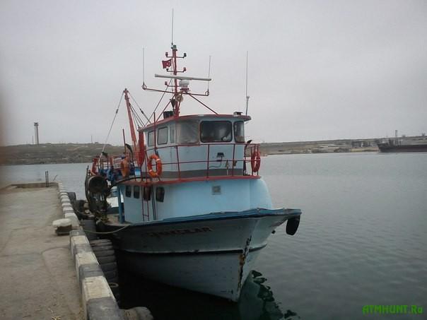 Konfiskovannoe u tureckih brakon'erov sudno budet zashhishhat' rybnye resursy Chernogo morja