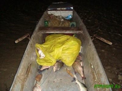 V Chernovickoj oblasti zaderzhali lovca krasnoknizhnoj ryby