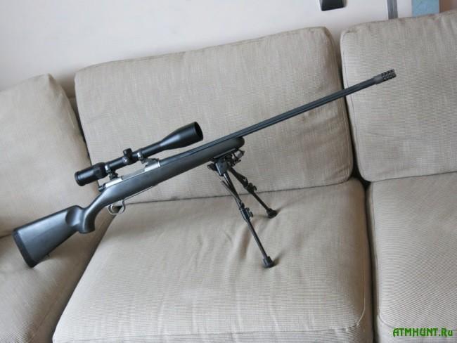 Оружейный бренд Christensen Arms