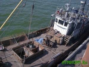 V Krymu dva brakon'erskih suda nalovili ryby na 5 mln. griven