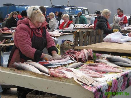 Zhiteljam Kryma prodali 47 tonn ryby neizvestnogo proishozhdenija