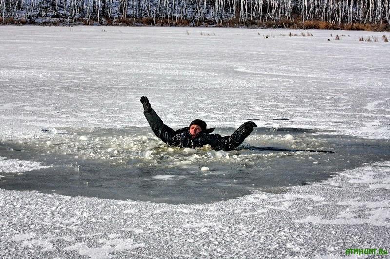 Tonkij vesennij led zabral zhizn' rybaka iz Kirovogradshhiny