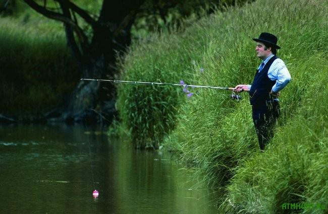 27 ijulja ves' mir prazdnuet Den' Rybolovstva