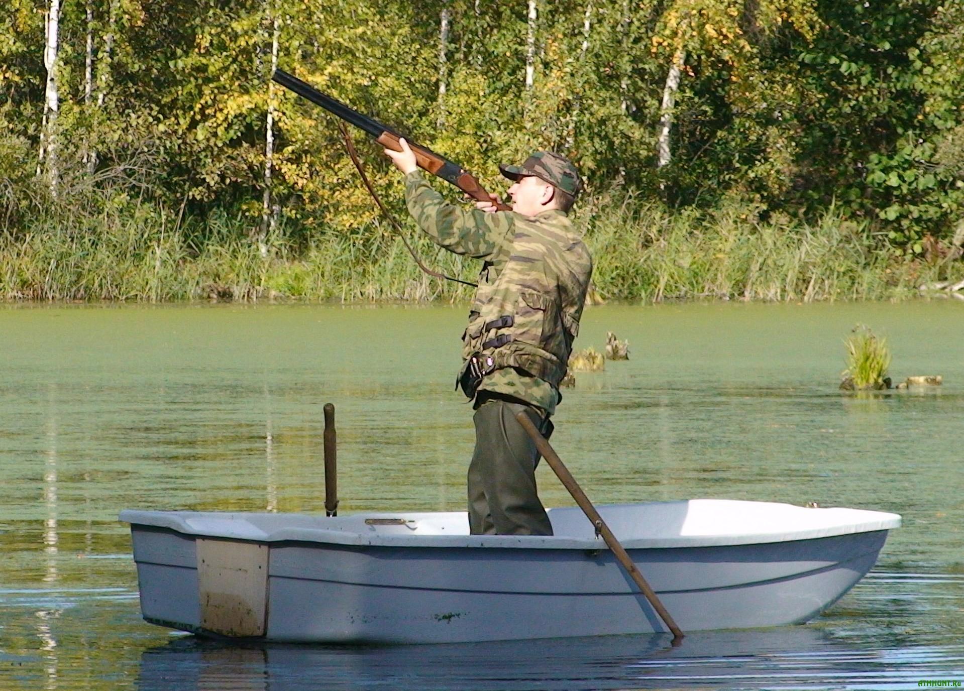 Luganskie ohotniki i rybaki otkazalis' ot kamufljazha