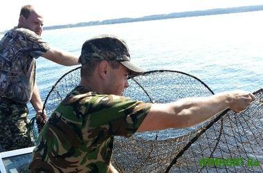Na Kievshhine obnaruzhili mesto krupnogo promysla rybnyh brakon'erov