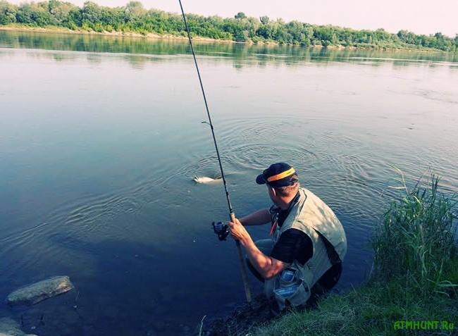 способы рыбалки без удочки