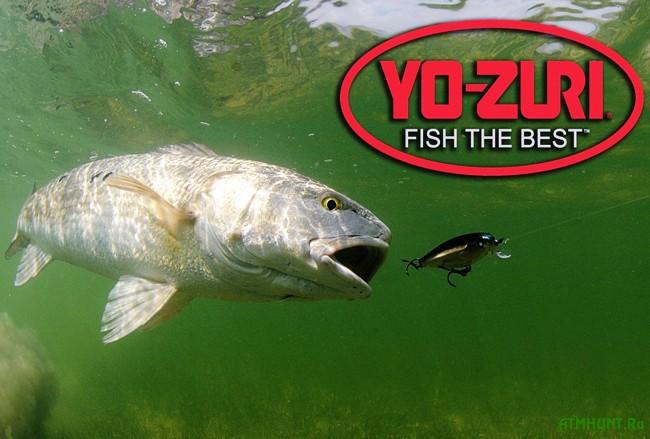 Лучшие воблеры фирмы Yo-Zuri