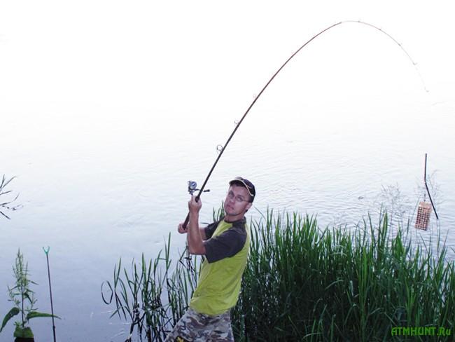 ловля на фидер