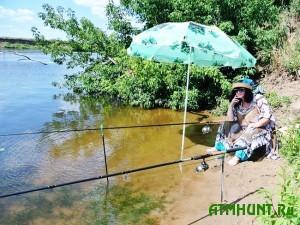 места для фидерной рыбалки