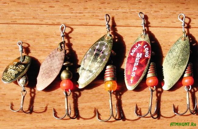 приманки для ловли щуки