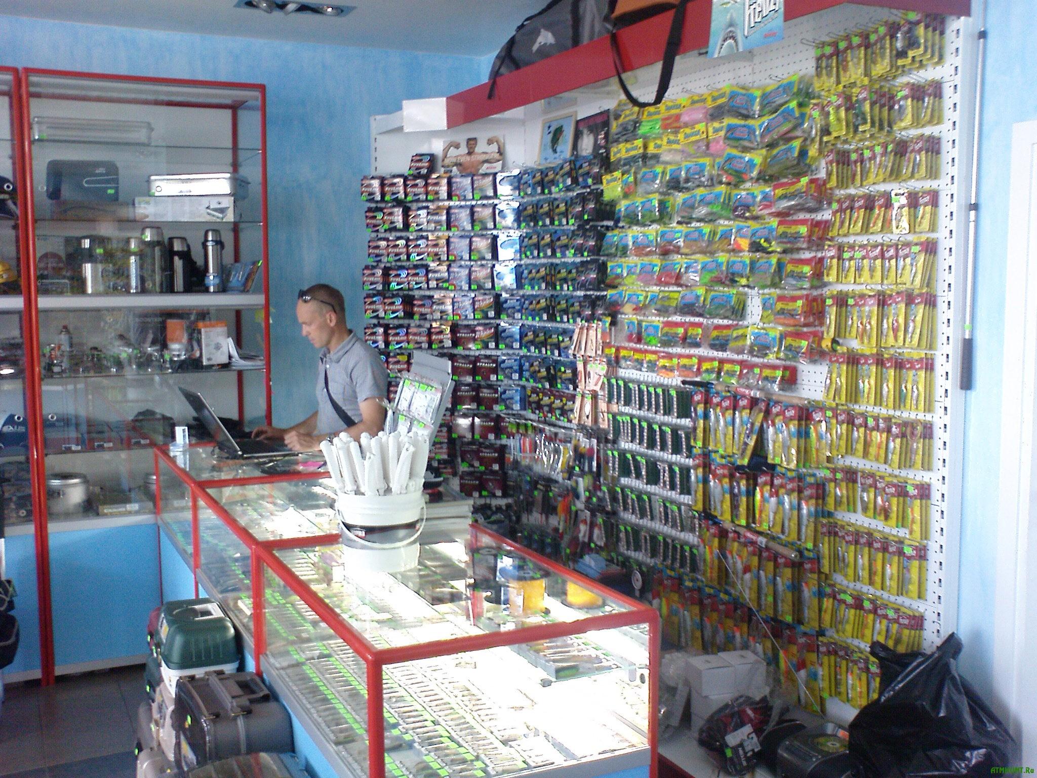 вакансии в киеве рыболовный магазин