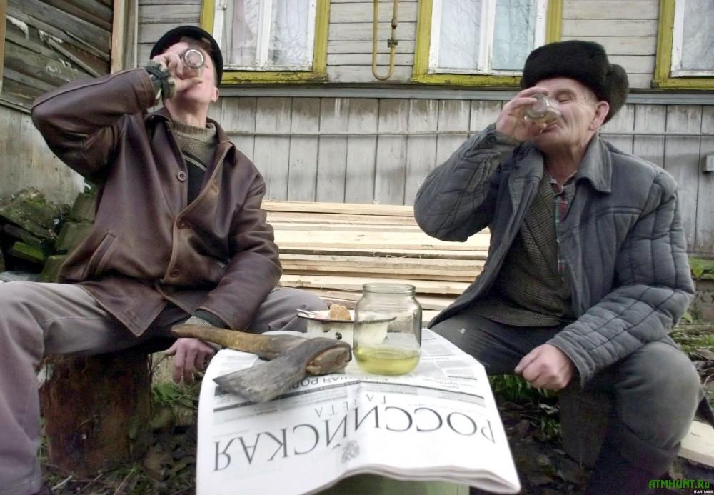 V Rossii p'janyh brakon'erov oshtrafovali za izbienie ohotoveda
