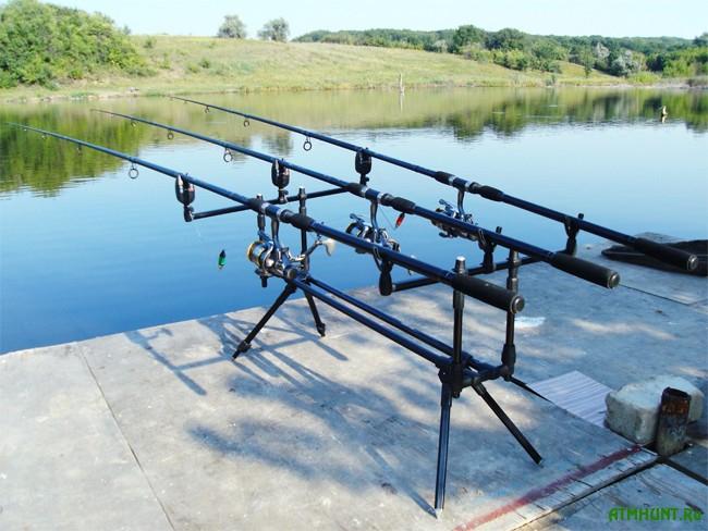 Карпфишинг для начинающих: оборудование для карповой ловли