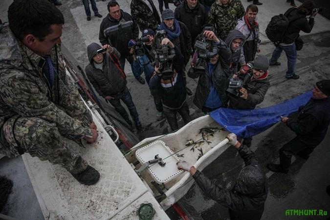 V Kievskoe more vypustili 100 000 rastitel'nojadnyh ryb