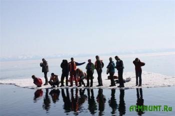 V Tatarstane 126 rybakov okazalis' na drejfujushhih l'dinah