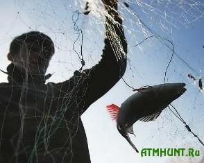 V zakaznike na Poltavshhine brakon'er nalovil ryby na 10 000 griven