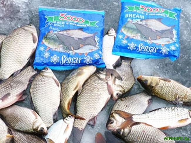 пшено для прикормки рыбы