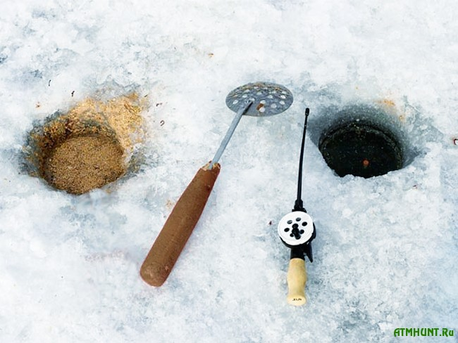 ловля леща зимой. прикормка для леща