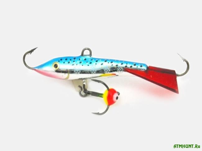 рыбалка на балансиры и блесна