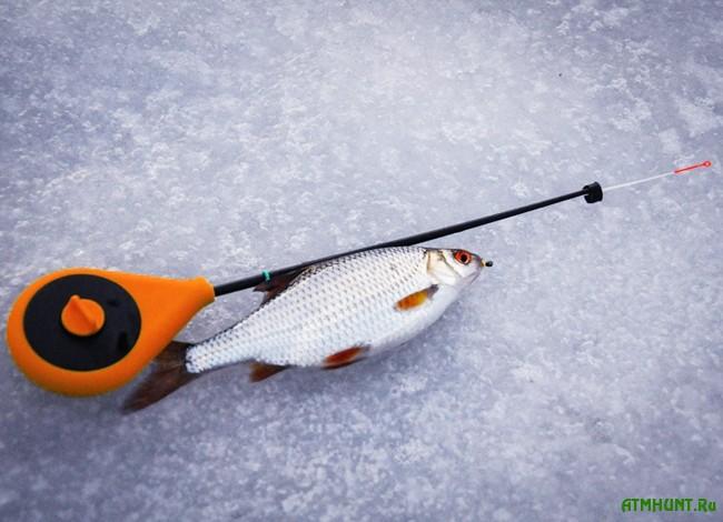 снасти для ловли плотвы зимой
