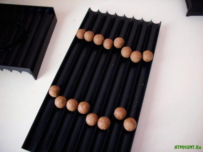 стол для раскатывания самодельных бойлов